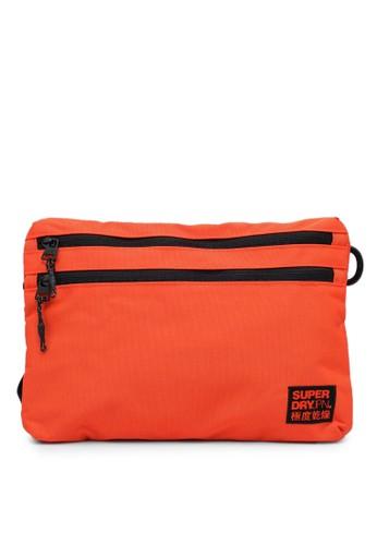 Superdry orange Exclusive to Zalora - Mid Pouch 6C674AC5D932A8GS_1