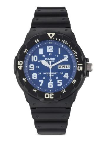 Casio Enticer 跳字行針手錶, 錶類, 飾esprit女裝品配件