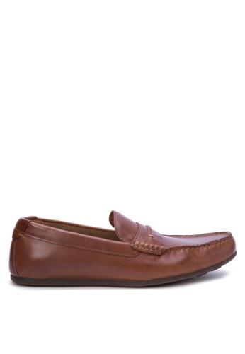ALDO brown Livine Loafers AL087SH0K5Z4PH_1
