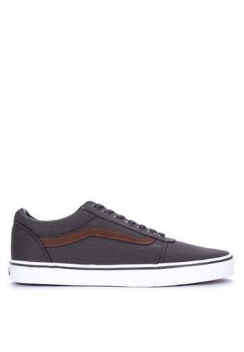 Vans navy Ward Sneakers 8CDD9SH11A055EGS_1