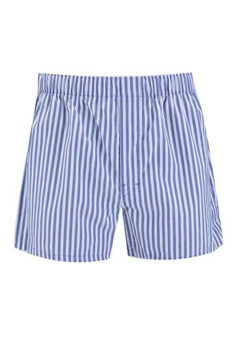 Banana Republic blue Milagro Stripe Boxers 55A83US22C9F5FGS_1
