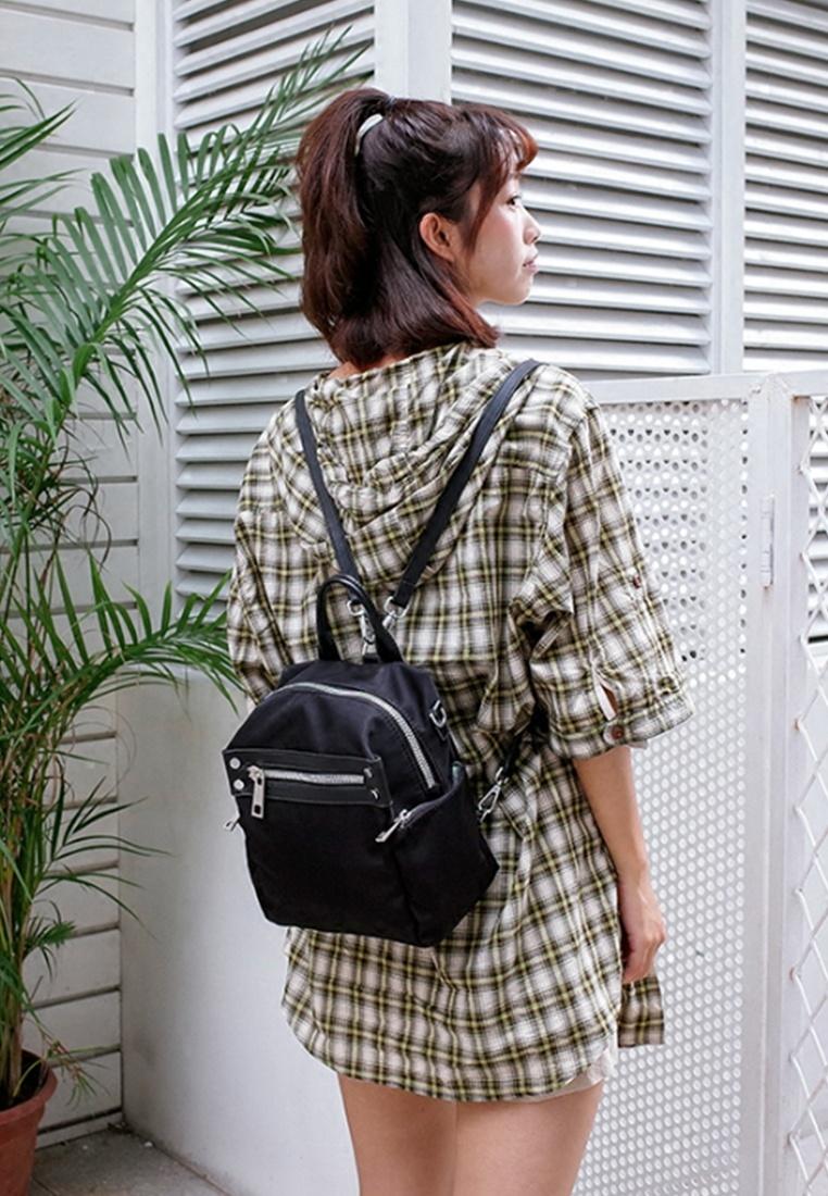 in Seoul Love Black Diona Backpack Friday black 87gnf for