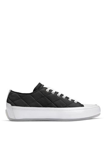 Vionic black Edie Casual Sneaker 02545SH6F696BEGS_1