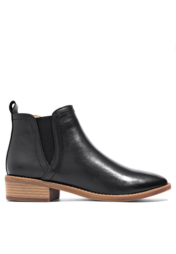 Twenty Eight Shoes Cow Leather Chelsea Boot YM03237 34C2DSHD03C62FGS_1