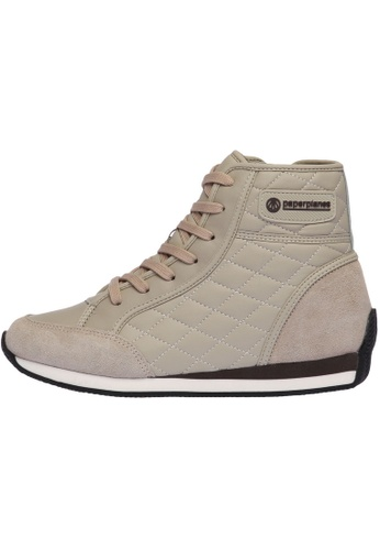 paperplanes Paperplanes-1321 Casual High Top Women Taller Insole Sneakers Shoes US Women Size PA110SH55ZUMHK_1