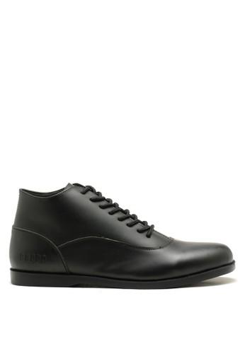 Brodo black BRODO - Sepatu Pria Bashta Full Black 803D9SHE2AB0BEGS_1