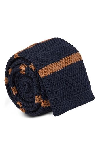 時尚針織領帶, 飾esprit 會員品配件, 領帶