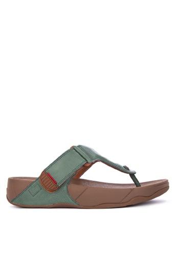 Fitflop green Trakk II Sandals F720CSH843B459GS_1