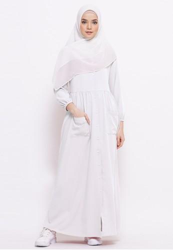 Tufine white Nazwa Dress 0BFE3AA92C90CBGS_1