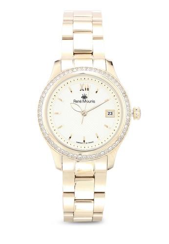 René Mouris multi Lola - 33.5mm Stylish Quartz Watch E1A1DACB01C4E3GS_1