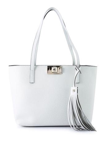 Furla white Furla Mimi' M Tote Bag 20207ACD364731GS_1