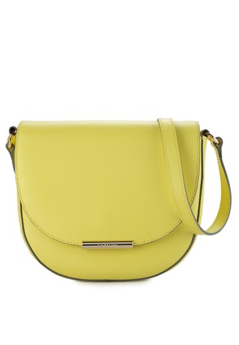 Gobelini yellow W. Cassandra Saddle Crossbody 7F835AC0616A6AGS_1