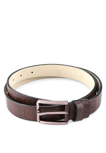 LOMBARDI GIOVANNI Pin Buckle Belt