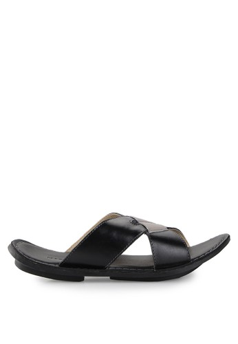 MARC & STUART Shoes black Sandal Keys MA456SH0UA7CID_1
