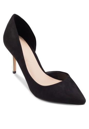 Acedda 麂皮側空高跟鞋、 女鞋、 鞋ALDOAcedda麂皮側空高跟鞋最新折價
