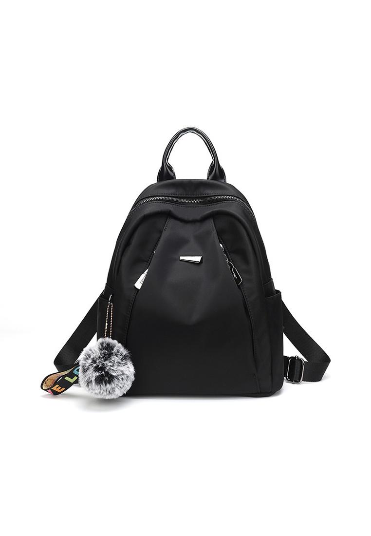 Lara Black Backpack Womens Friday Colored Solid G7nhq4gft Fjallraven Kanken Laptop 15ampquot Blue Ridge