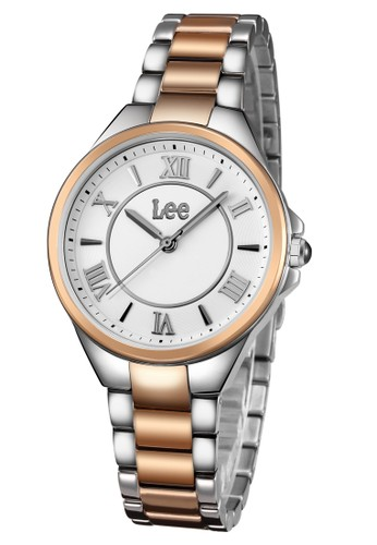 Lee Watches gold LEE WATCH LEF-F23DRDR-7B JAM TANGAN WANITA 94DD6ACAB3F7E2GS_1
