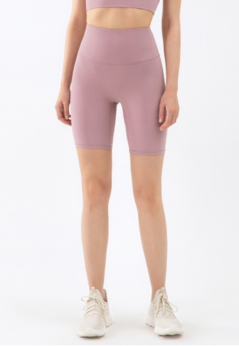 HAPPY FRIDAYS Women's tight Running Shorts (No front crotch  line) DSG113 B5479AAE8BE515GS_1