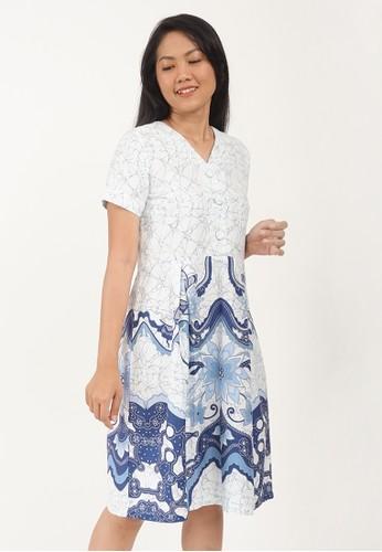 Jayashree Batik multi Viresa Dress 2CA9CAA8D70615GS_1