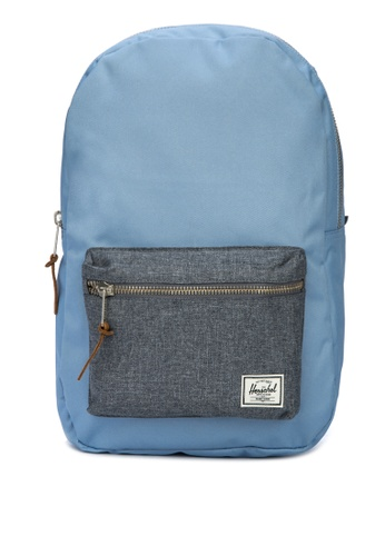 Herschel blue Settlement Mid Backpack E1FE2ACC786190GS_1
