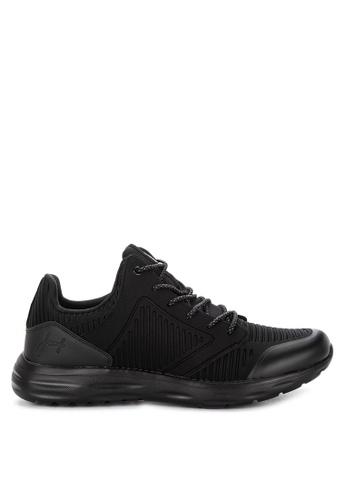 Jump black Keek Sneakers 737D3SH004320CGS_1