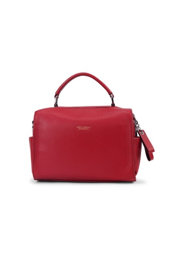 Charles Berkeley red Charles Berkeley Scarlett Handbag -PB6825 C5F28ACE8E5D93GS_1