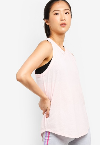 Cotton On Body pink Workout Tank Top FEDAEAAAD8642CGS_1