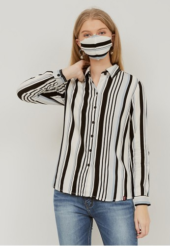 ako jeans Black Stripe 14-2814 CCF96AA1BED01AGS_1