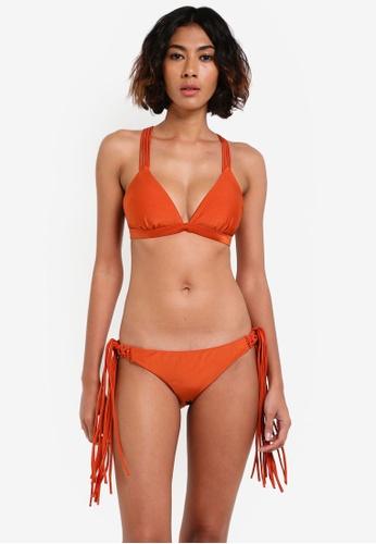 Yshey orange Giselle Mouline Rouge Bikini Set YS681US0RTM2MY_1