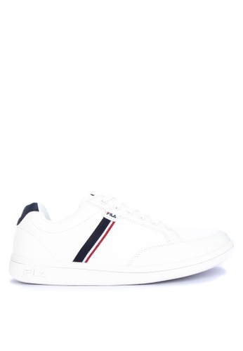 Fila white and multi FC Marcello Sneakers 75B81SH6DDB6B7GS_1