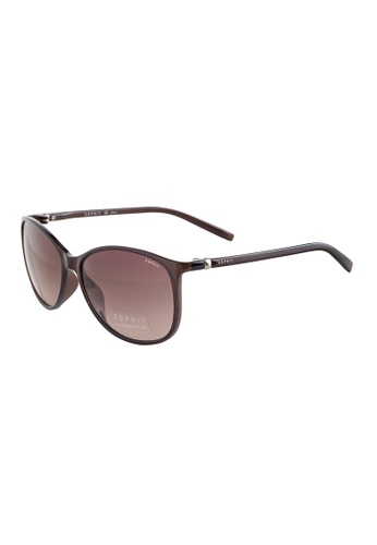 Buy ESPRIT ESPRIT Oval Brown Sunglasses ET17903 Online  2f0925ee4c