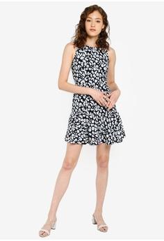 568d618c494b0 6% OFF Banana Republic Flounce Hem Dress S$ 173.90 NOW S$ 162.90 Sizes 0 2  4 6 8