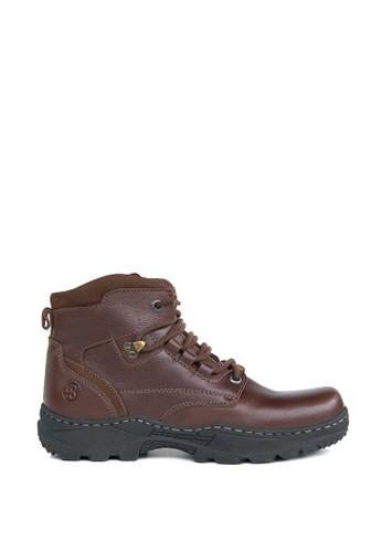 Borsa brown Robust 910 BO031SH68NZRID_1