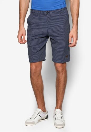 條紋短褲,esprit outlet 香港 服飾, 短褲