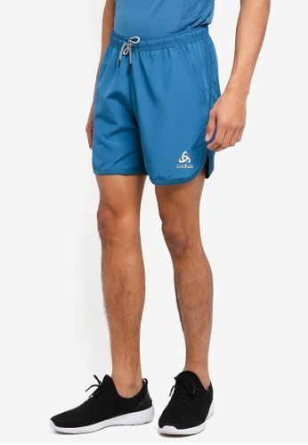 Odlo blue Aion Shorts B7359AA084E2C7GS_1