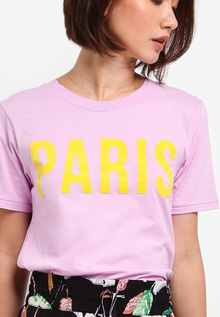 MbyM Tee Paris MbyM Bouquet Orchid Paris t0x7rypw0q