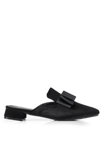 DMK black Slip On Loafers DM860SH0SF54MY_1