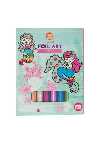 Tiger Tribe Foil Art - Mermaids E3A16TH724C5DEGS_1