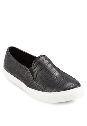 Davesprit官網enport 暗紋懶人鞋, 女鞋, 鞋