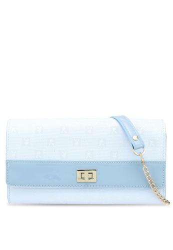 PLAYBOY BUNNY blue Playboy Bunny Ladies Purse/Sling Bag 4D3E8AC4E77C86GS_1