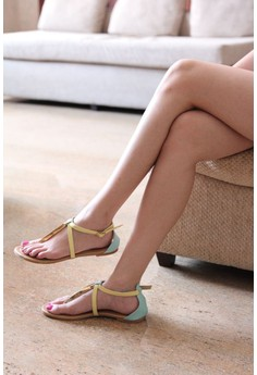 HDY's Marie Flats Sandals