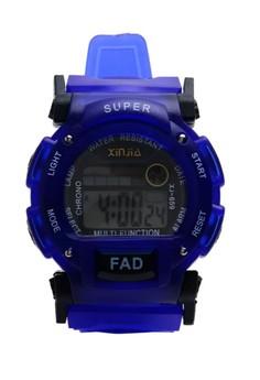 Digital Waterproof Watch XJ-659BL