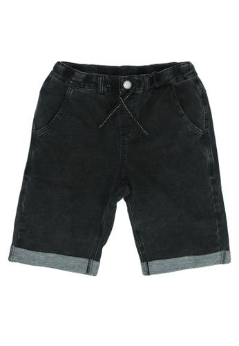 FOX Kids & Baby grey Kids Boy Shorts 52DAAKA5E76CDEGS_1