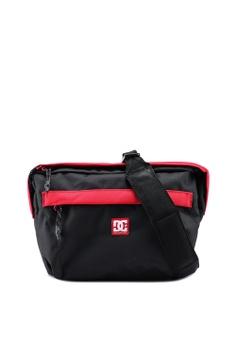 121e9524398 DC Shoes black Hatchel Satchel Bag 45FE8AC382BA67GS 1