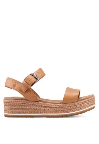 fd7f7ae943e0 Buy Timberland Santorini Sun Ankle Strap Sandals Online on ZALORA Singapore
