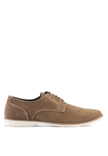Knight brown Smart Casual Shoes KN875SH96OMHMY_1