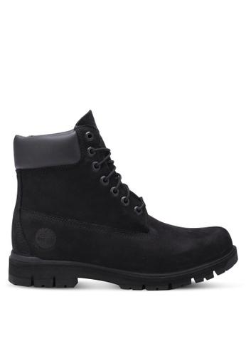 Timberland black Radford 6 Inch Waterproof Boots TI063SH0SB98MY_1