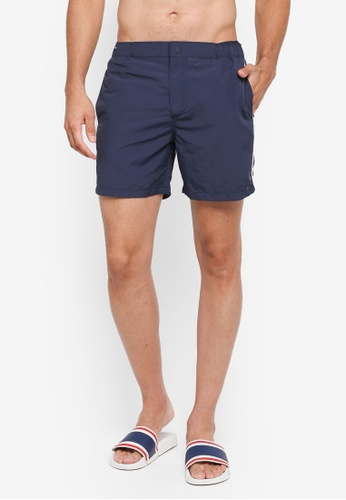 Jack Wills navy Shaldon Swim Shorts 1BB91US06226F6GS_1