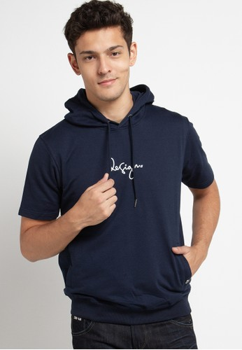 D&F navy Sweat Shirt S/S  Design 3295BAA4273E57GS_1