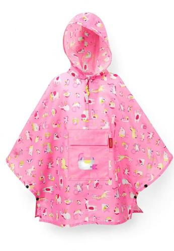Reisenthel Mini Maxi Poncho M Kids ABC Friends Pink 4048BKC2B4C075GS_1